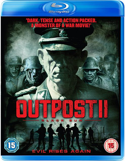 Outpost 2 - Black Sun (Blu-Ray)
