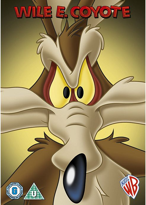 Looney Tunes - Wile E Coyote And Friends (DVD)