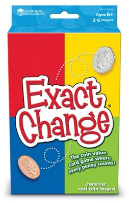 Learning Resources Exact Change
