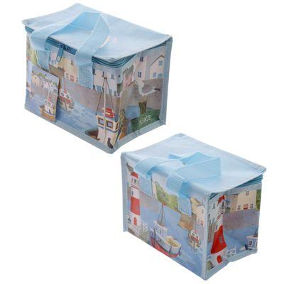 Jan Pashley Cool Bag Seaside 21 x 16 x 13 cm