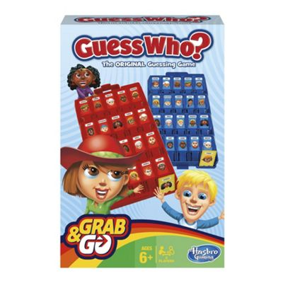 Guess Who Grab And Go