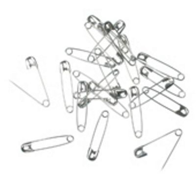 Safety Pins N/P 23mm - 1000 Pk