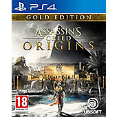 Assassins Creed Origins Gold Edition PS4