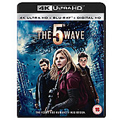 5th Wave: 4K Ultra HD Double Play