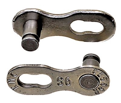 Kmc 9 Speed Chain Link (blister Carded) Pair