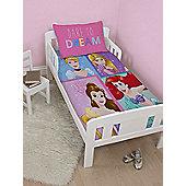 Disney Princess Dare 4 in 1 Junior Bedding Bundle