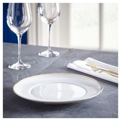 Fox \\u0026 Ivy Soho Gold Dinner Plate & Tesco Bbq Tableware \u0026 Grace 12 Piece Cream Dinner Set