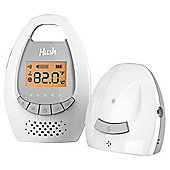 Hush Cherub Audio Baby Monitor Temp and LCD