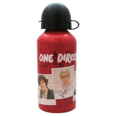 One Direction Children's Aluminium Drinking Water Bottle