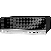 HP ProDesk 400 G4 Small Form Factor Desktop Intel Core i3 Not Included Windows 10 Integrated Graphics