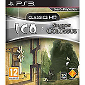 Ico and Shadow of the Colossus Collection - PS3