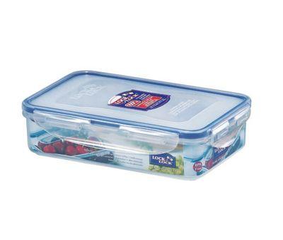Lock & Lock 800ml Rectangular Food Container (Set of 6)
