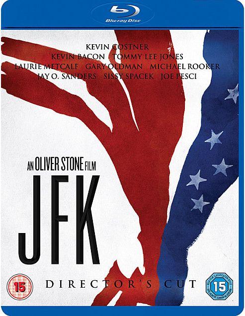 Jfk - 50Th Anniversary Blu-Ray