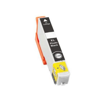 Remanufactured 33XL (T33614010) Photo Black High Capacity Ink Cartridge