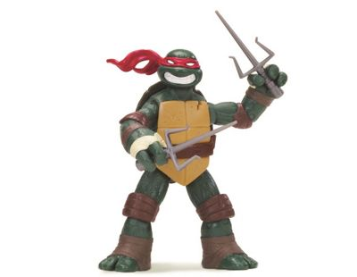 Teenage Mutant Ninja Turtles Raphael Hot-Head & Sharp Sai Expert