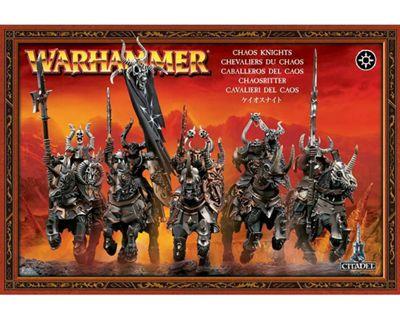 Warhammer Chaos Knights Model Kit
