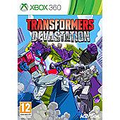Transformers - Devastation XBOX 360