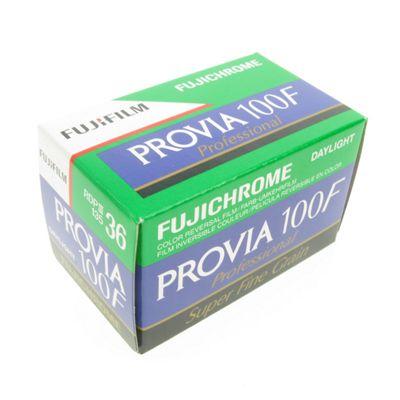 FUJI Professional Film - Provia 100F RDP III 135