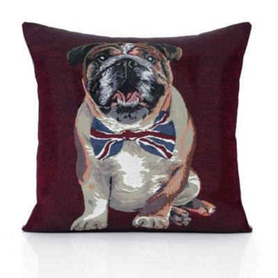 Alan Symonds Tapestry Winston Cushion Cover - 45x45cm