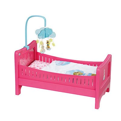 Buy Baby Born Doll Bed from our Baby Dolls Clothes & Accessories