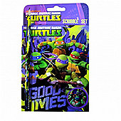 Teenage Mutant Ninja Turtles Scribble Set Stationery