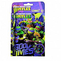 Teenage Mutant Ninja Turtles Scribble Set Stationery