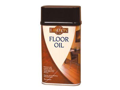 Liberon Wood Floor Oil 1 Litre