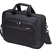 """Dicota Top Traveller ECO Carrying Case for 35.8 cm (14.1"""") Notebook, Netbook, Tablet, iPad, Pen, Document, Cellular Phone, Business Card, ID Card,"""
