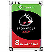 Seagate IronWolf 8TB 256MB 3.5IN SATA 6GB/s NAS HDD