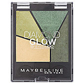 Maybelline Diamond Quad Glow Eyeshadow 05 Forest Drama
