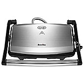 Breville VST049 2 Slice Sandwich Press - Brushed Stainless Steel