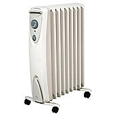 Dimplex OFRC20N Oil Free Column Heater, 2KW - White