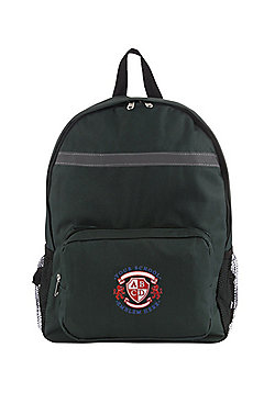 Embroidered School Rucksack