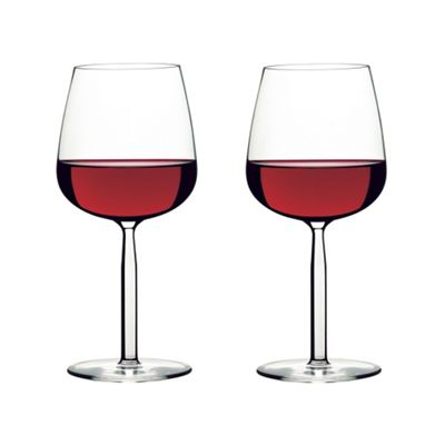 Iittala Senta Red Wine Glass 038L (Pair)