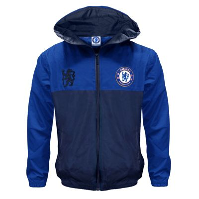 Chelsea FC Boys Shower Jacket 6-7 Years SB