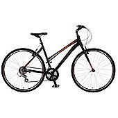"Claud Butler Urban 300 20"" Hybrid Bike 700c Alloy Step Through Frame"