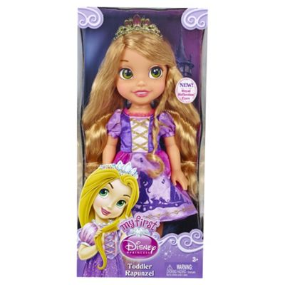 buy disney princess rapunzel toddler doll from our disney