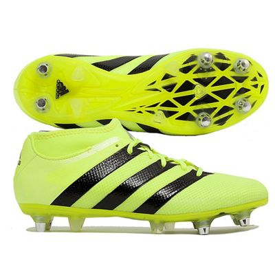 adidas Performance Mens Ace 16.2 Primemesh SG Football Boots - 11