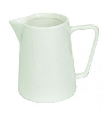Judge Table Essentials Ceramic White Creamer Milk Jug 175ml
