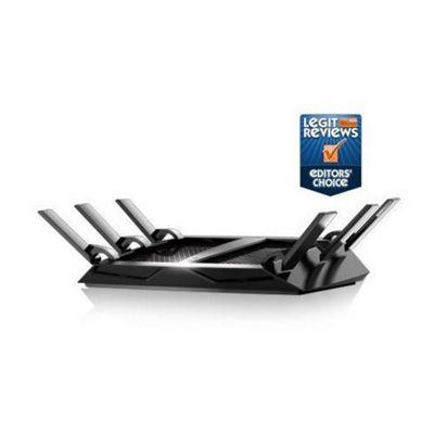 Netgear R8000 Nighthawk AC3200 X6 Tri-Band WiFi Router