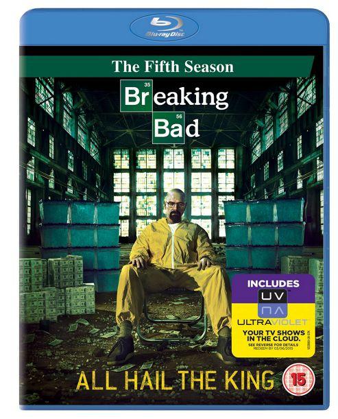 Breaking Bad - Season 5 - (Blu-Ray Boxset)