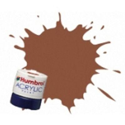 Humbrol Acrylic - 14ml - Matt - No70 - Brick Red