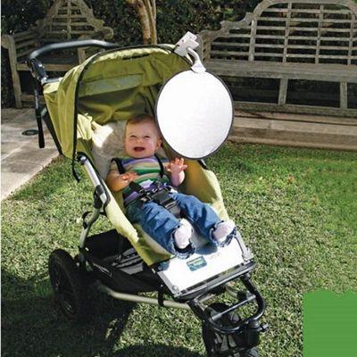 Dreambaby Clip-on Sunshade with UV Indicator