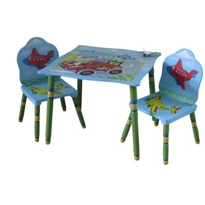 Liberty House Transport Table & Chair Set