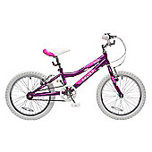 "Concept Chill Out 18"" Wheel Kids Bike Purple/Pink"