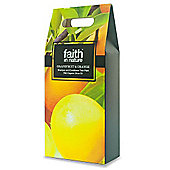Faith In Nature Grapefruit & Orange Shampoo & Conditioner Gift Pack 1pack