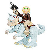 Star Wars Galaxy Heroes Han Solo Figure with Taun Taun
