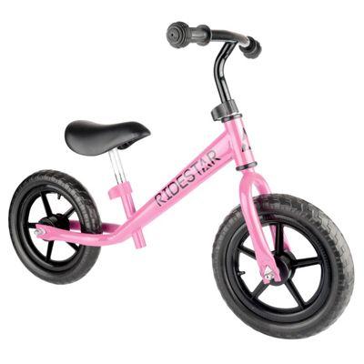 RideStar Balance Bike - Pink