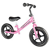 Ride Star Balance Bike - Pink