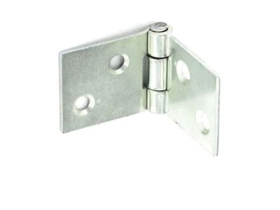 Securit S4383 Backflap Hinges Zinc Plated 38mm